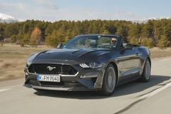 Ford Mustang GT Convertible - Rij-impressie