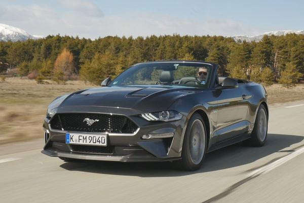 Video: Ford Mustang GT Convertible - Rij-impressie