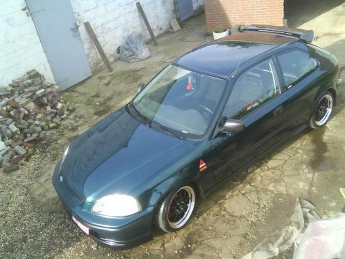 Honda Civic 1.4i S (1996)