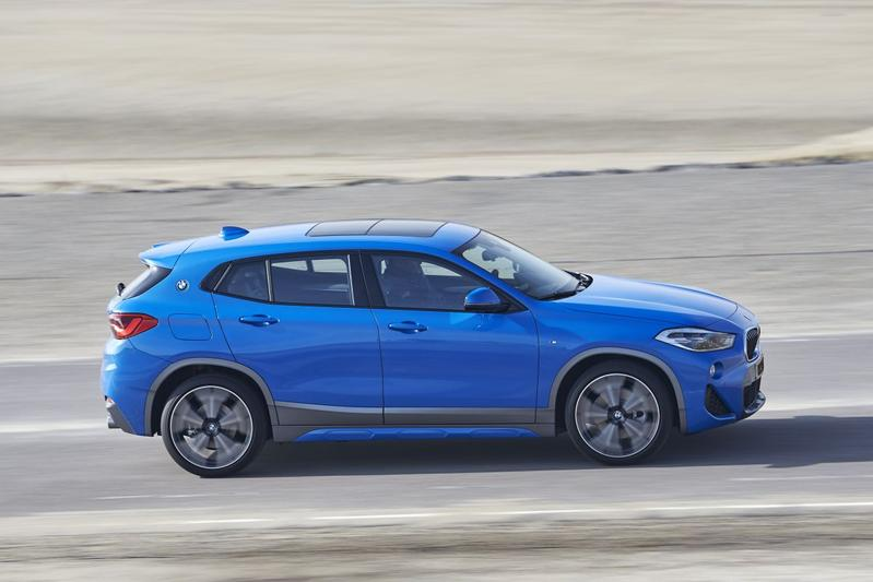 BMW X2 xDrive 20d 190 pk (2018)