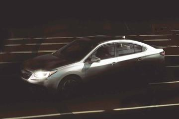 Nieuwe Subaru Legacy naar Chicago