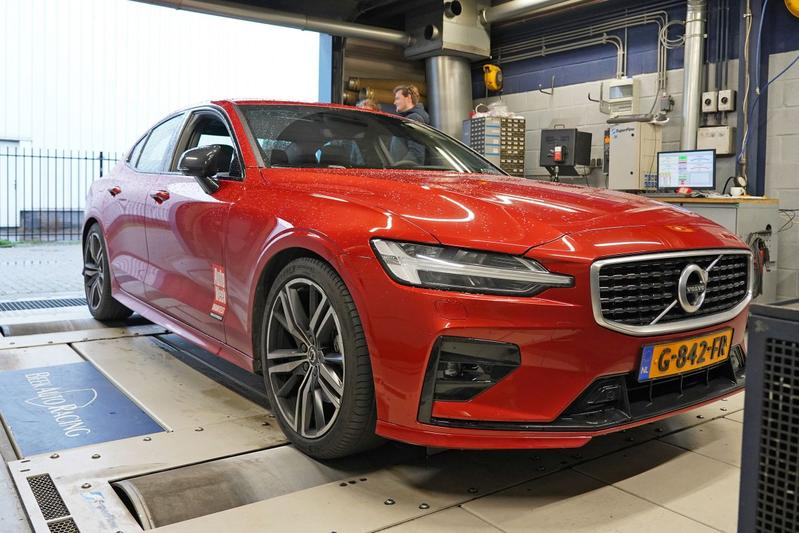 Volvo S60 T4 Polestar Engineered - Op de Rollenbank