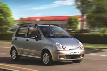 Doek valt voor eerste Daewoo Matiz