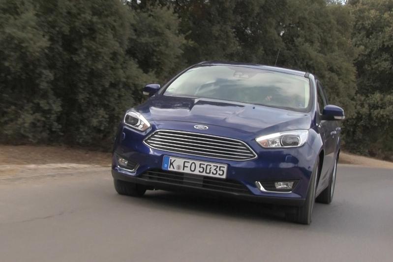 Rij-impressie - Ford Focus