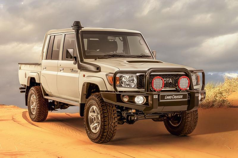 Toyota Land Cruiser Namib