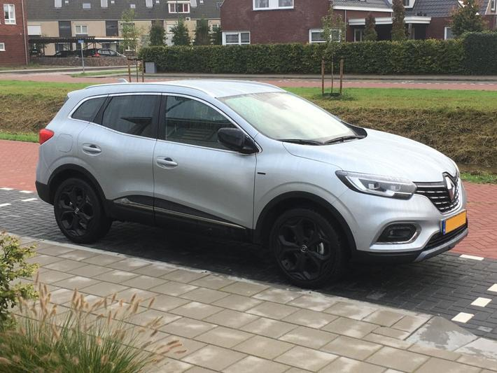 Renault Kadjar Energy Blue dCi 115 Black Edition (2019)