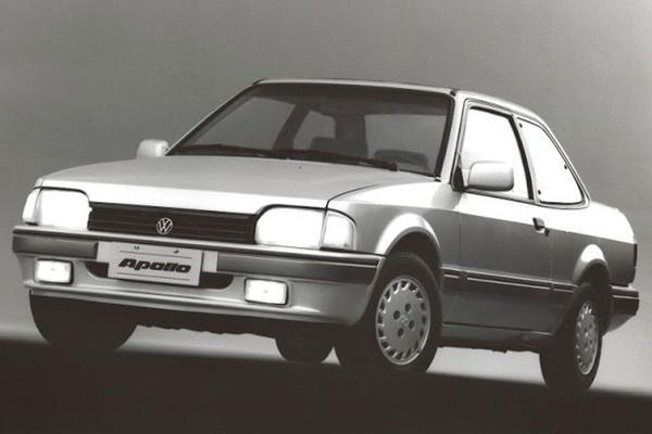 De Tweeling: Ford Verona – Volkswagen Apollo