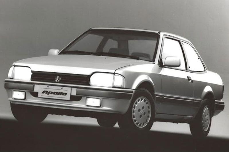 De Tweeling Volkswagen Apollo Ford Verona Volkswagen Pointer