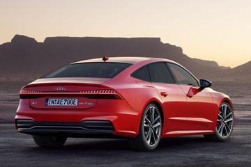 Dít kost de Audi A7 Sportback 55 TFSI-e