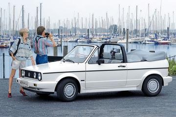 Facelift Friday: Volkswagen Golf I Cabrio