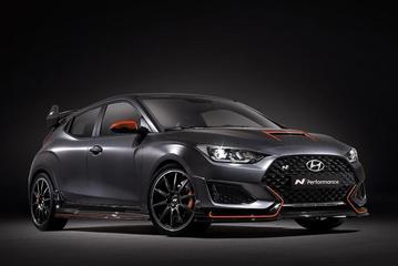 Hyundai Veloster N Performance Concept naar SEMA