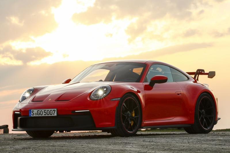 Porsche 911 GT3 - Eerste rijtest