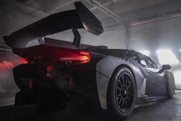 Lamborghini Squadra Corse teast sinistere 'Huracán'