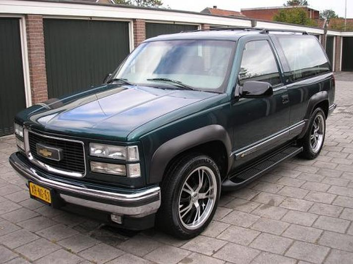 Chevrolet Silverado 2500 Slt (1997)