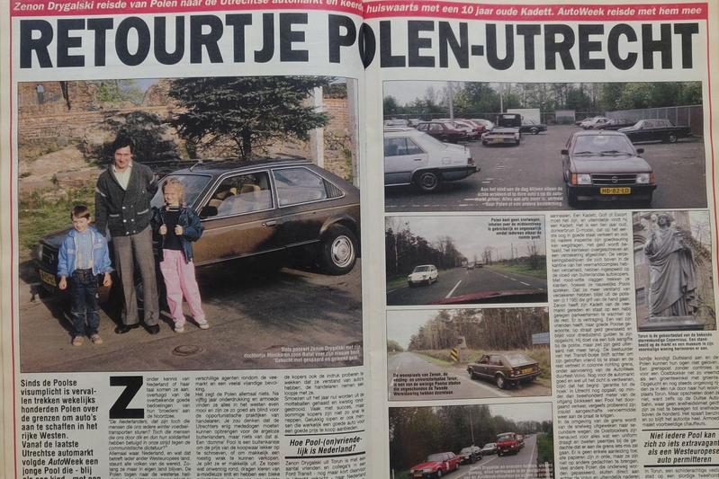 Polen AutoWeek 21 1991