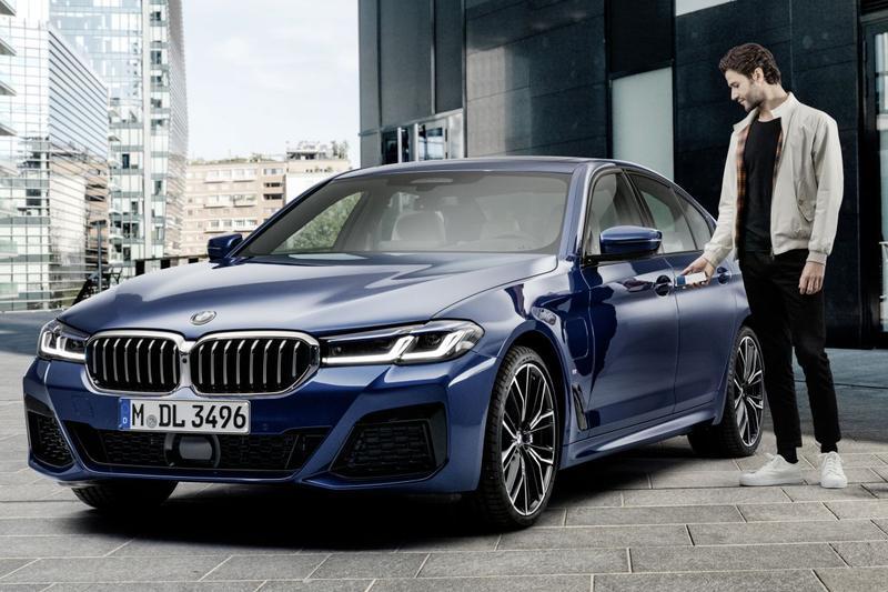BMW iPhone digitale sleutel