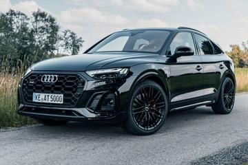 Audi SQ5 TDI opgepompt door Abt