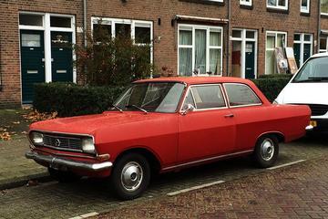 In het wild: Opel Rekord B (1966)