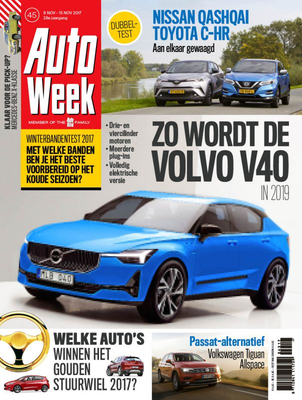 AutoWeek 45 2017