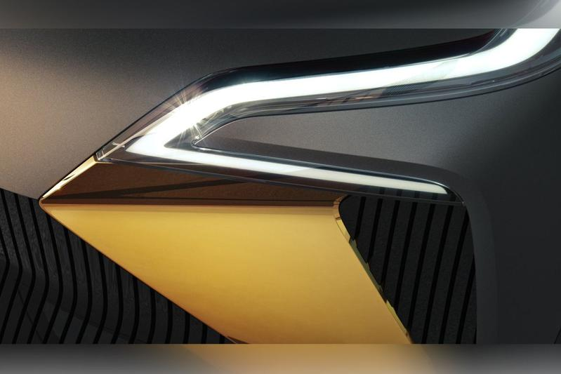 Renault elektrische cross-over