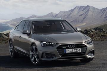Facelift voor Audi A4 (en S4!)