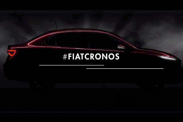 Fiat warmt op voor komst Cronos