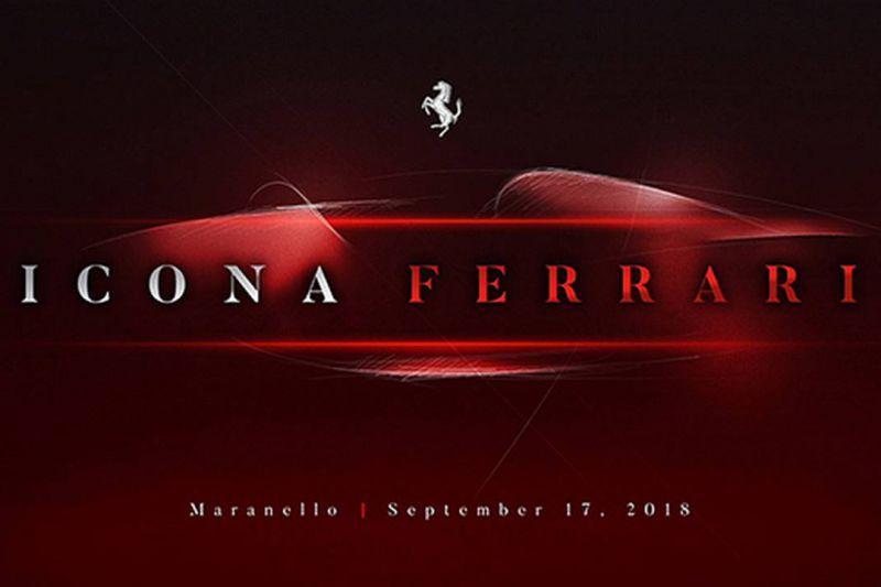 Ferrari teaset nieuw model