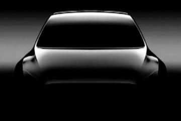 Tesla Model Y komt in maart