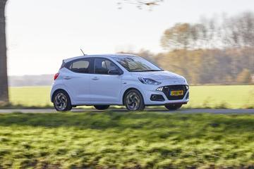 Test: Hyundai i10 1.0 T-GDI N-Line