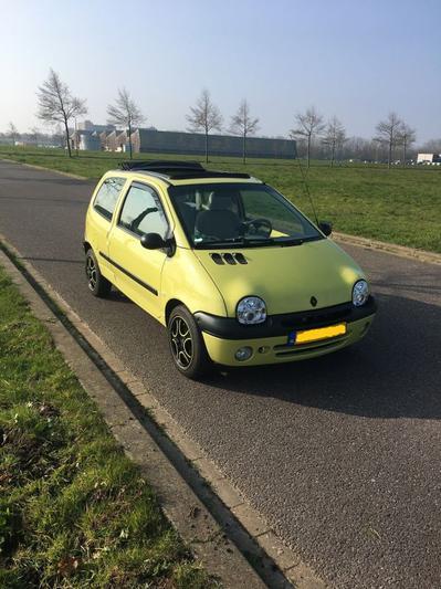 Renault Twingo Comfort (2000)