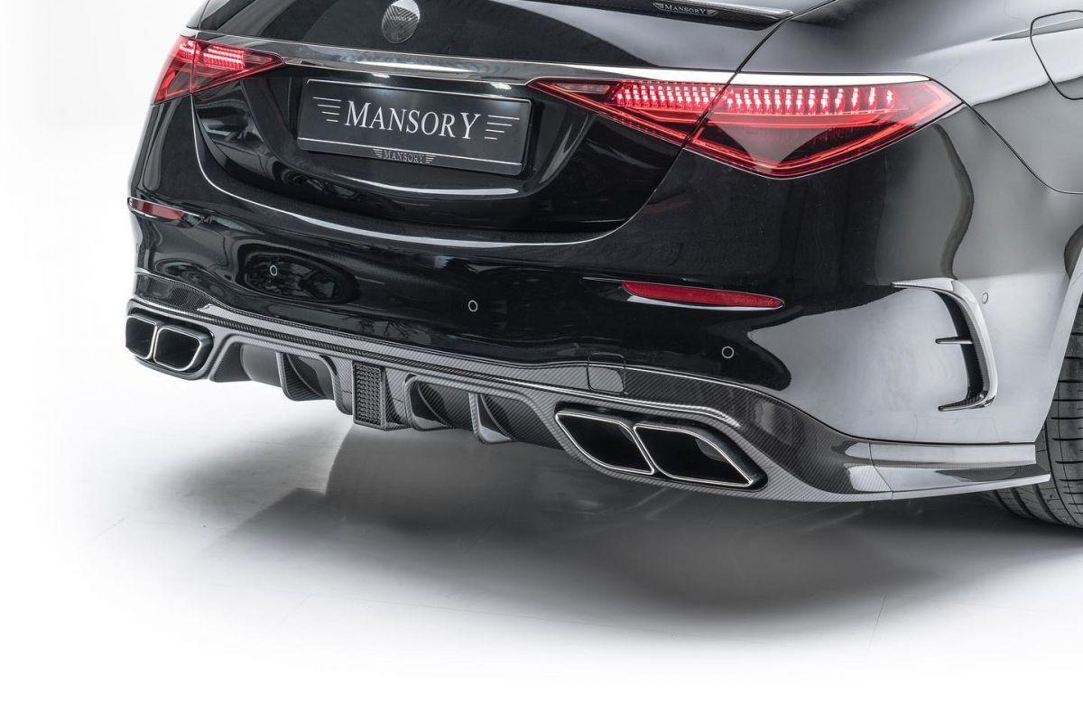Mercedes-Benz S-klasse Mansory