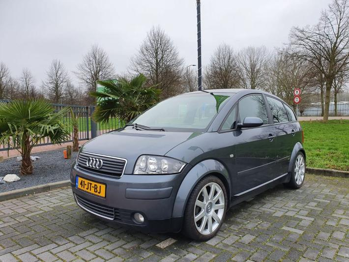 Audi A2 1.4 Exclusive (2002)
