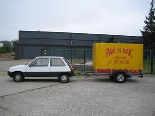 Renault 5 C (1985)