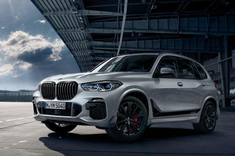 BMW X5 krijgt M Performance Parts