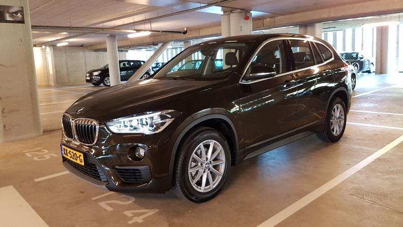 BMW X1 sDrive16d Corporate (2016) #2