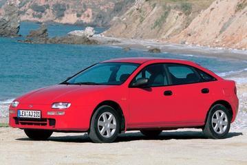Mazda 323 F 1.5i GX (1998)