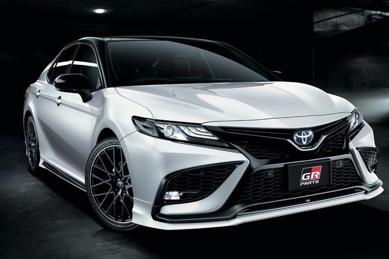Toyota Camry GR Parts en Modellista