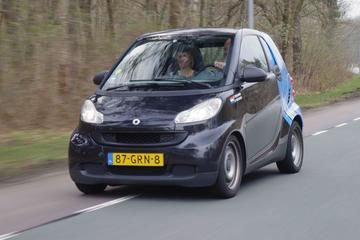 Smart ForTwo Coupé - 2008 - 294.531 km - Klokje Rond