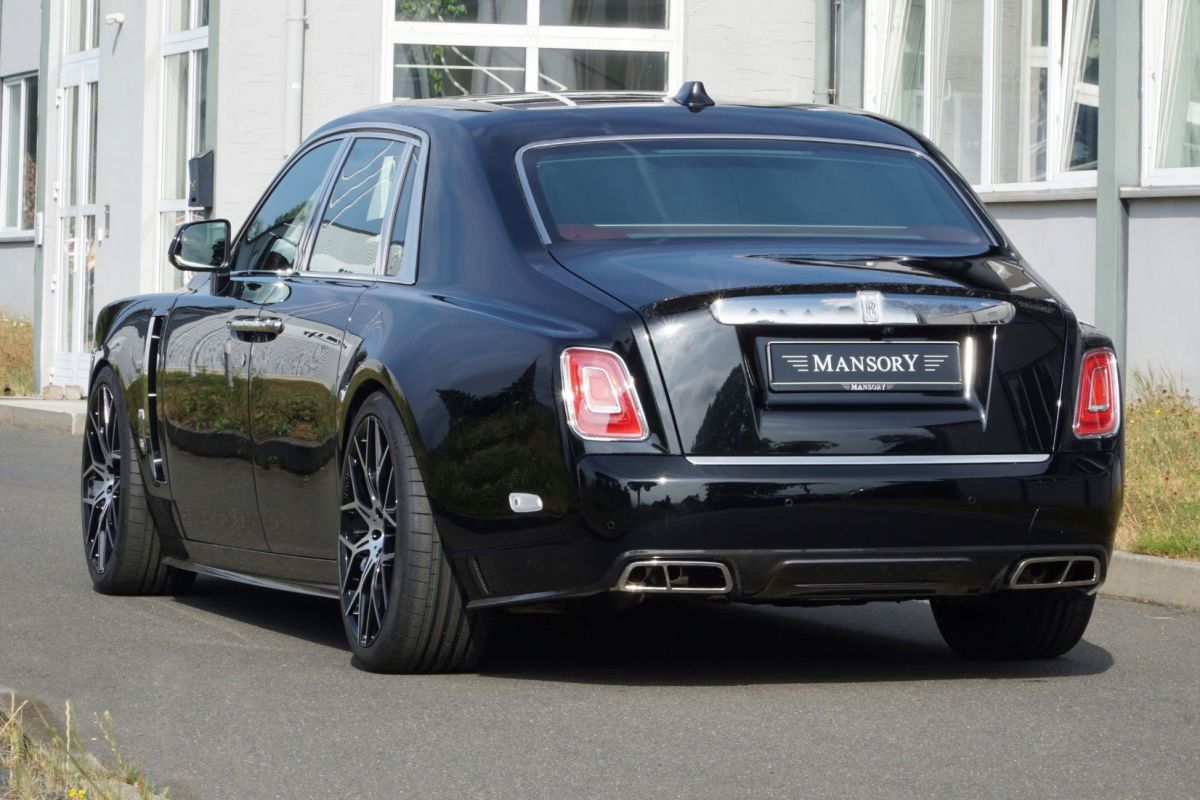 Allen Swift - 78 years old went to the same Rolls-Royce