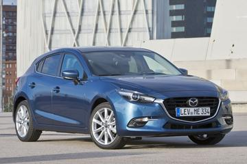 Mazda 3 SkyActiv-G 2.0 120 GT-M (2019)