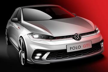 Volkswagen Polo GTI binnenkort in nieuw jasje