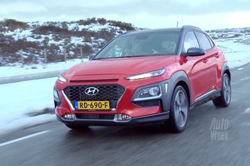 Hyundai werkt aan test-Kona N