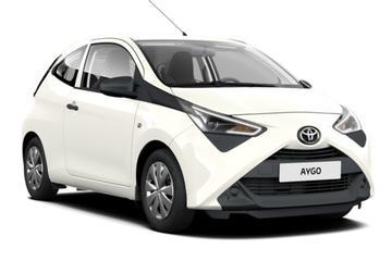 Back to Basics: Toyota Aygo