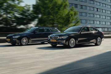 Elektrisch naar je werk in een iconische BMW