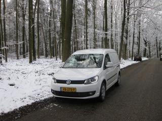Volkswagen Caddy L2H1 2.0 TDI 170pk (2013)