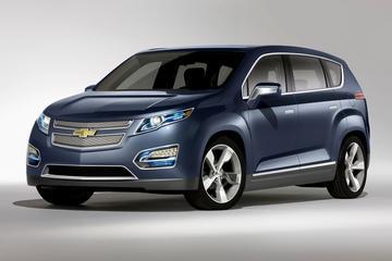 Chevrolet komt mogelijk met Volt cross-over