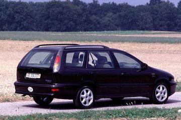 Fiat Marea Weekend 1.9 JTD ELX (2001)