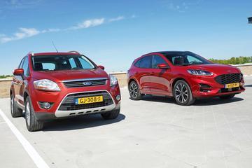 Ford Kuga - Oud & Nieuw