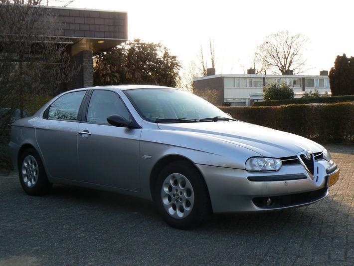 Alfa Romeo 156 2.5 V6 24V (1999)