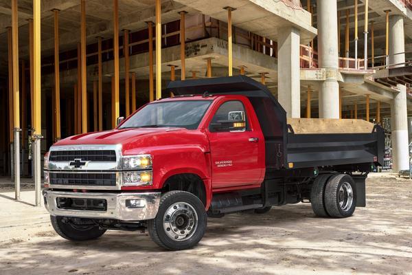 Chevrolet onthult nieuwe HD-modellen